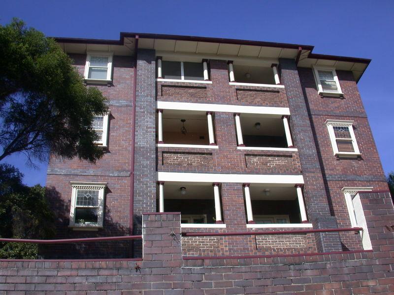 Fitzroy Street, Kirribilli